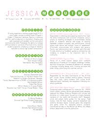 Best Font Resume Relevant Nail Technician Template