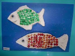 23 best poissons images on goldfish school and sequins