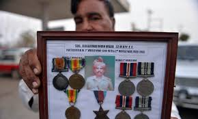 Most Decorated Soldier Uk by Britian Honours Pakistan U0027s World War Heroes Pakistan Dawn Com