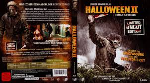 Cast Of Halloween 2 Rob Zombie by The Horrors Of Halloween Halloween 2 2009 Vhs Dvd And Blu Ray