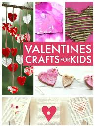 Newspaper Hearts February Crafts For Toddlers Easy Kid Friendly