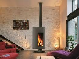 wohnzimmer mit kamin gestalten 43 ideen für wärme und