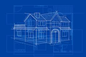 Blueprints House 50 462 Blueprints Illustrations Clip Istock