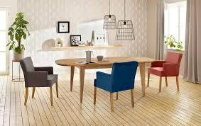 4x polsterstuhl armlehnstuhl massivholz eiche landhausstil