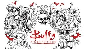 These Upcoming Buffy Coloring Books Are Slaying Our Hearts