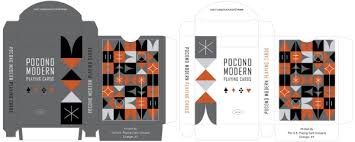 Mid On Deck Urban Dictionary by Kickstarter The Retro Deck U2013 Playing Cards By Pocono Modern