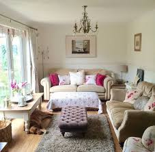 Cottage Livingroom Il Cottage Inglese Di Kate Cozy Living Room Design Small