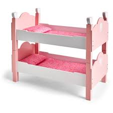 LORI DOLLHOUSE BUNK BED SET
