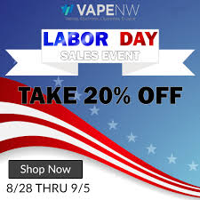 Labor Day Sales! | Vaping Underground Forums - An Ecig And ... Vape Ejuice Coupon Codes Promo Usstores Archives Vaping Vibe Hogextracts And House Of Glassvancouver Vapewild Deal The Week 25 Off Cheap Deals Ebay Mystery Box By Ajs Shack Riptide Razz 120ml Juice New Week New Deal Available Until 715 At Midnight Cst Black Friday Cyber Monday Vapepassioncom Halloween 2018 Gear News Hemp Bombs Discount Codeexclusive Simple Bargains Uk
