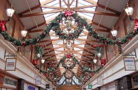 Christmas Tree Shop Woodland Park Nj by Mall Christmas Decorations Google Search Holiday Decorations