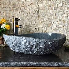 gorheh steinkunst waschbecken badezimmer countertop wanne