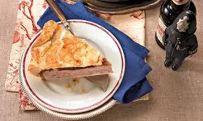 pork pie englische schweinefleisch pastete