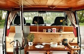 Small Travel Trailer Storage Ideas Camper Renovation This Campervan Kitchen
