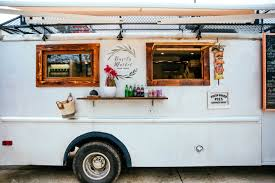 We Talk To The Charming Young Owner Of Basel's Market Food Truck