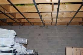pose rail placo plafond rail pour pose le placo au plafond fini de la maison
