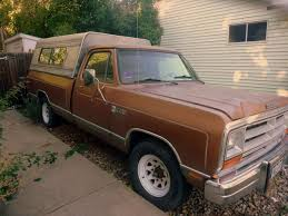 Foreclosure Classic: 1986 Dodge Ram Pickup – Not Exactly The Cobra ... 1986 Dodge Pickup For Sale Classiccarscom Cc1067835 Truck Performance Parts Clever Ram D150 Car Autos Gallery 1985 W350 1 Ton 4x4 85 Power Royal Se Prospector 1986dodgeramconceptart Hot Rod Network Dodge Pickup 12 Ton For At Vicari Auctions Biloxi 2017 Canyon Red Metallic W150 Regular Cab Youtube W250 Interior Fauxmad Flickr Aries Coupe Specs 1981 1982 1983 1984 1987 Surfphisher Wseries Specs Photos Modification