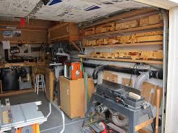 Unique Got Wood Workshop Shop Tour Single Car Garage 1 Of 2