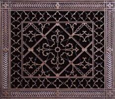 Decorative Return Air Grille 20 X 20 by Decorative Grille 20x20 Louis Xiv Style Decorative Vent Cover