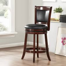 Counter Height Chairs With Backs by Trent Home Shapel 24