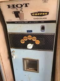 1950 Hot Coffee Machine
