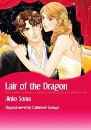 LAIR OF THE DRAGON Harlequin Comics