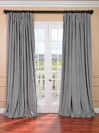 Pottery Barn Outdoor Curtains by Curtain Amazing Double Wide Curtains Charming Width Grommet With