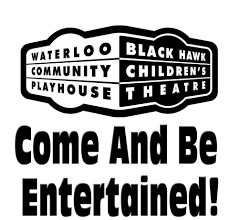 Waterloo Community Playhouse Black Hawk Childrens Theatre Logo