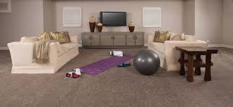 basement flooring best carpet flooring options empire today