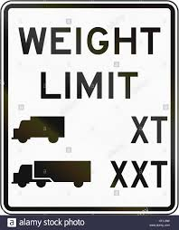 Road Sign Used In The US State Of Virginia - Truck Weight Limit ... Road Signs In The United States Wikipedia Revised Weight Limits For Bridges Add Time Money Wisconsin Are Double Trailers Cost Effective Transporting Forest Biomass Nyc Dot Trucks And Commercial Vehicles Chapter 3 Concept Of Recommended Methodology Esmating Bridge One Primary Duties Vehicle Division Is Child Passenger Safety Tennessee Traffic Resource Service Effect Of Truck Weight On Bridge Network Costs Request Pdf Michiana Area Council Of Governments 2007 Truck Route Inventory