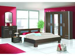 Modern Childrens Bedroom Furniture Pink Paint And