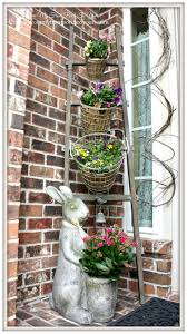 Primitive Easter Decor Canister Set by 158 Best Spring Images On Pinterest Easter Ideas Easter Decor