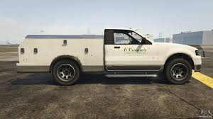 GTA 5 Vapid Utility Truck - Screenshots, Features And Description ... 1988 Chevrolet S10 Utility Truck Item I5052 Sold March Gta 5 Brute Utility Truck Screenshots Features And Description Of Body Ladder Racks Inlad Van Company 2006 Used Ford Super Duty F550 Enclosed Service Esu Vehicles Strongs 1998 Cheyenne 2500 E4696 So Elegance Plus In An Old Chevy Speedhunters Truckbedscom Inventory Trucks For Sale N Trailer Magazine Tm Beds For Steel Frame Cm Bottom Door To Protect Workers From Traffic