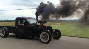 Semi Truck: Semi Truck Rat Rod