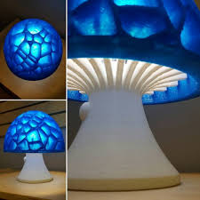 Spencers Lava Lamp Contest by Download Mushroom Led Table Desk Lamp By 3d Central Désign 3d