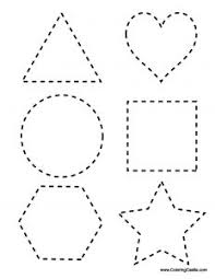 Medium Size Of Coloring Pagescoloring Page Shapes The Heart Shape Pages