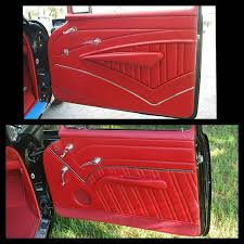 100 Chevy Truck Door Panels Carpet On Yea Or Nay TriFivecom 1955 1956