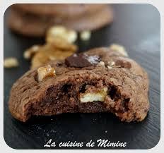 recette de cuisine cookies cookies 100 chocolat du croustillant du moelleux et de