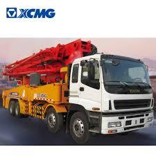 100 Concrete Pump Truck For Sale Xcmg Official Manufacturer Hb46a 46m