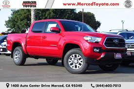 100 Merced Truck And Trailer New 2019 Toyota Tacoma SR5 V6 For Sale In CA VIN