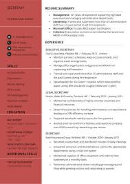 Secretary Resume Sample & Writing Tips | Free Download | RG 30 Legal Secretary Rumes Murilloelfruto Best Resume Example Livecareer 910 Sample Rumes For Legal Secretaries Mysafetglovescom Top 8 Secretary Resume Samples Template Curriculum Vitae Cv How To Write A With Examples Assistant Samples Khonaksazan 10 Assistant Payment Format Livecareer Proposal Sample Cover Letter Rsum Application