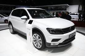 Volkswagen Tiguan and Allspace SUV All the details