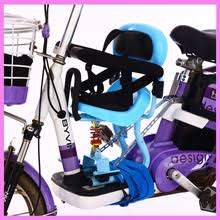 Baby Child Motorcycle Electric Bicycle Bike Safety Seat Front Chair Battery Scooter Toddler