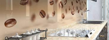 küchenrückwand glas hitzebeständig individuell