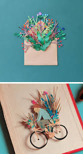 10 Examples Of Cut Paper Illustration To Put You In Tune With Nature