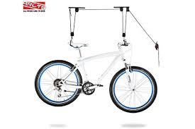 Racor Ceiling Mount Bike Lift by Top 10 Best Bicycle Hangers For Garage Ceiling In 2017 Reviews