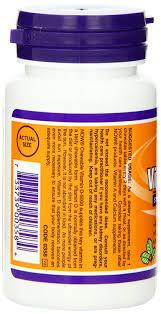 Uv Lamp Vitamin D Supplement by Amazon Com Now Vitamin D 3 5 000 Iu 120 Chewables Health