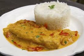 recette filets de cabillaud au curry 750g