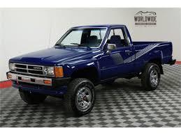 100 1987 Toyota Truck Pickup For Sale ClassicCarscom CC1085577