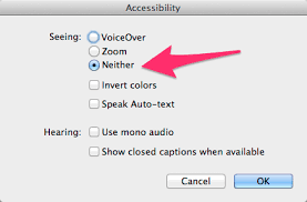 Switch f VoiceOver When Your iPhone or iPad Won t Stop Talking