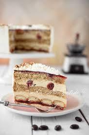 kaffee kirsch torte